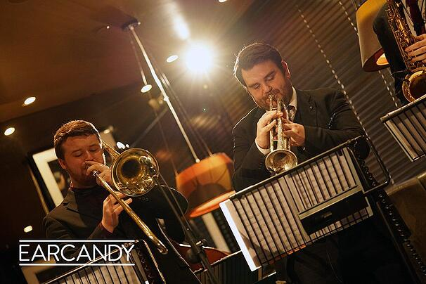 King of Swingers - Swing band for hire 1
