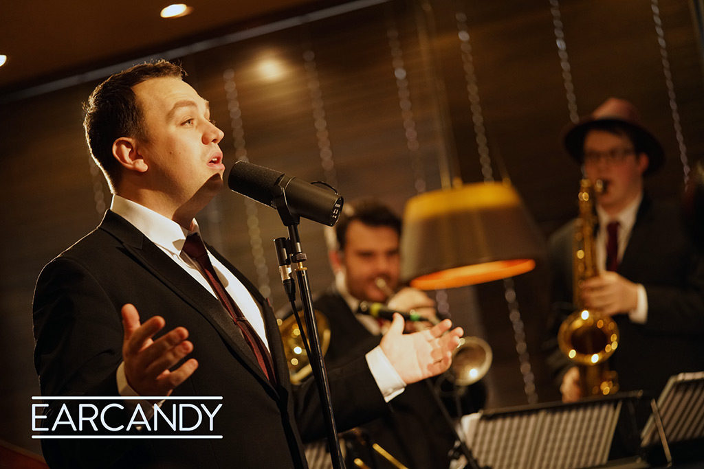 King of Swingers - Swing band for hire 2