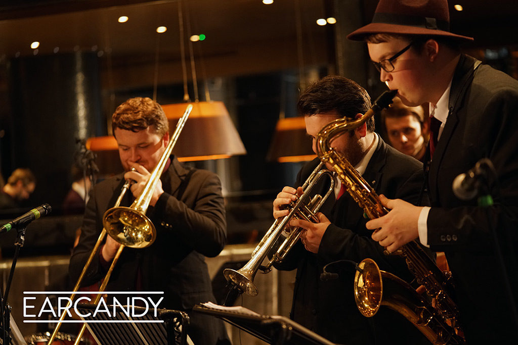 King of Swingers - Swing band for hire 3