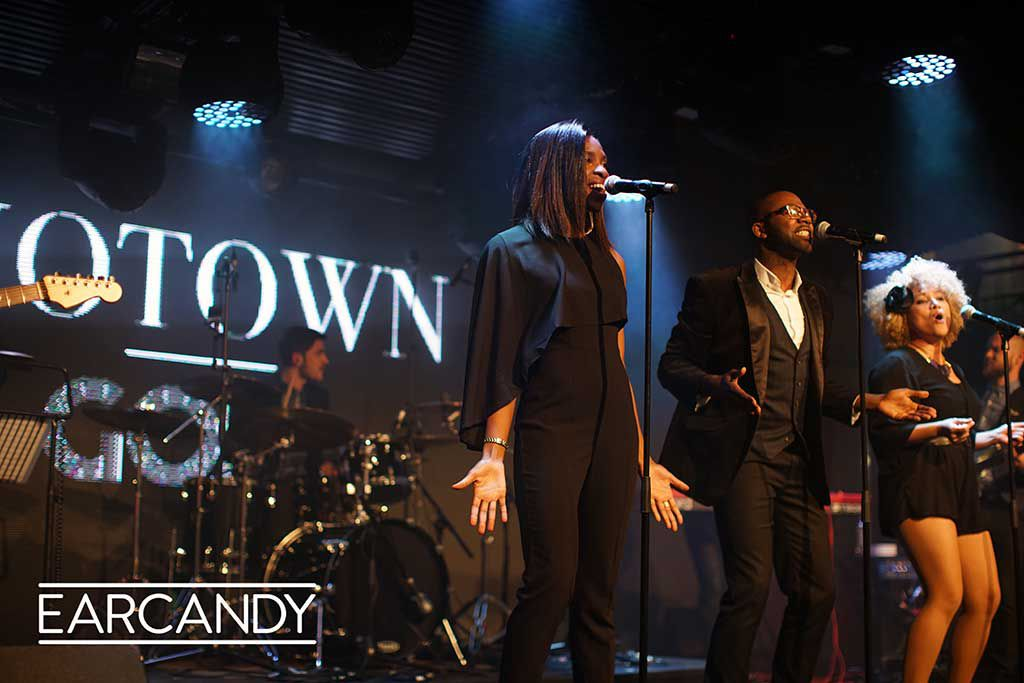 Motown Bands Like No Other