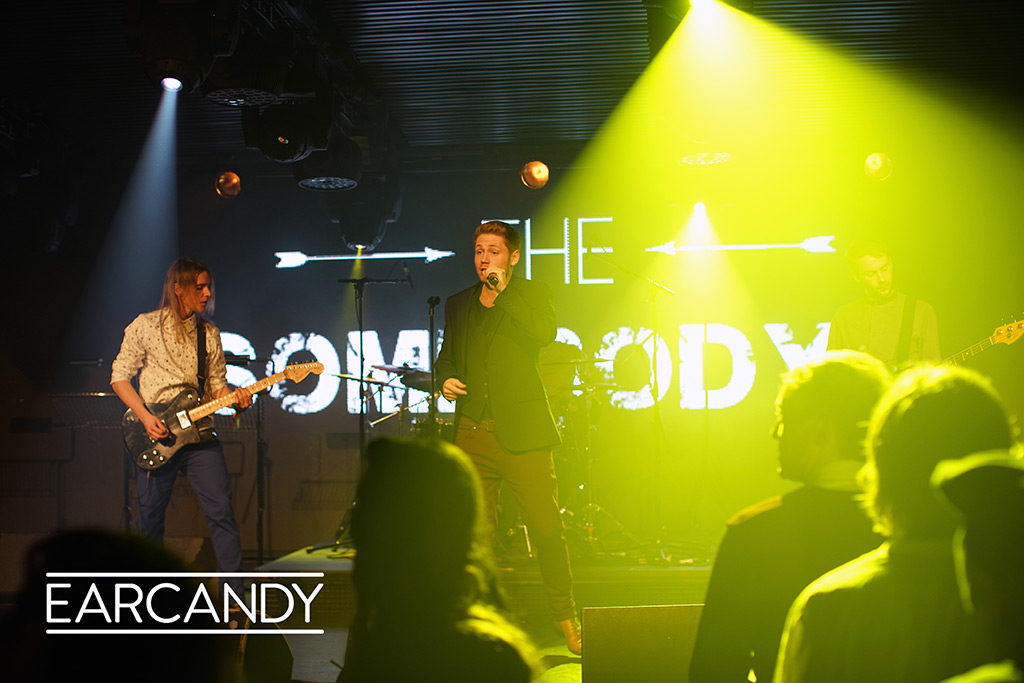 The Somebodys - Wedding band for hire - 4