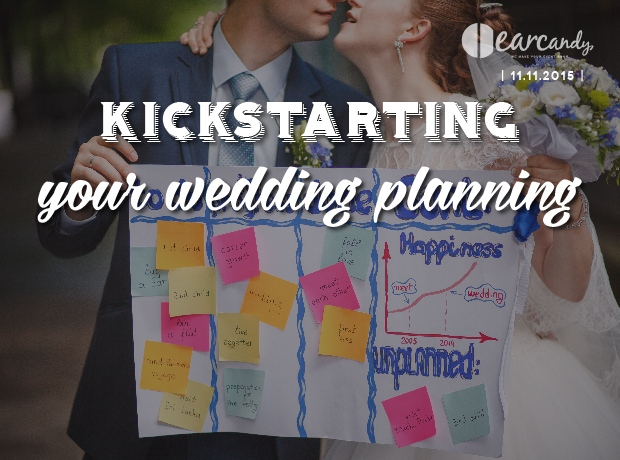 Kick-starting your wedding planning