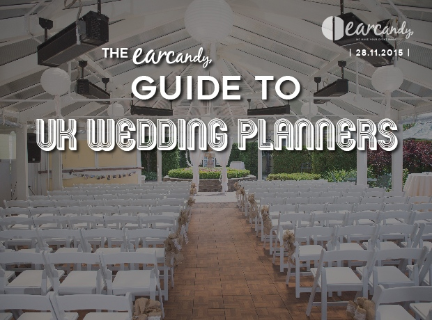 The earcandy guide to UK wedding planners