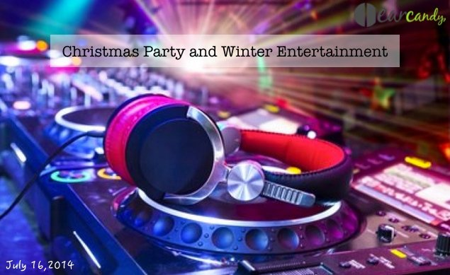 Christmas Party and Winter Entertainment