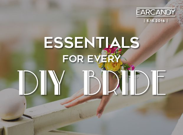 Essentials for every DIY bride