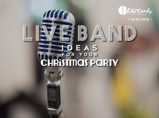 Live Band Ideas for your Christmas Party