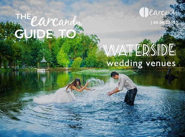 The earcandy guide to UK waterside wedding venues