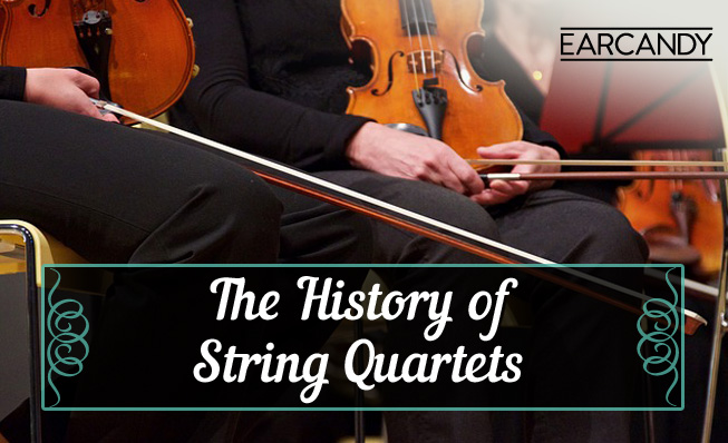 The History of String Quartets