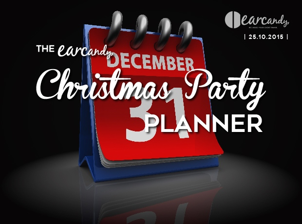 The earcandy Christmas party planner