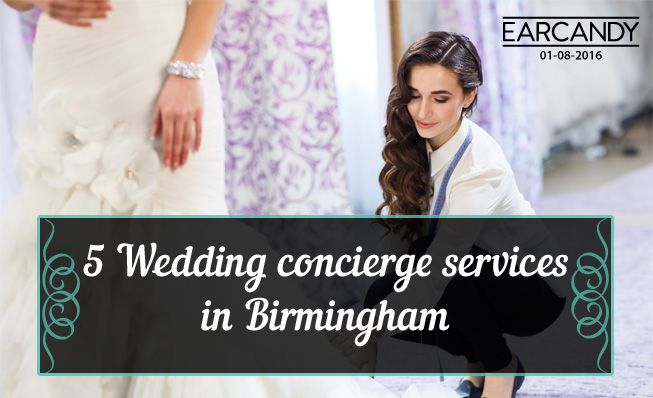 5 wedding concierge services in Birmingham