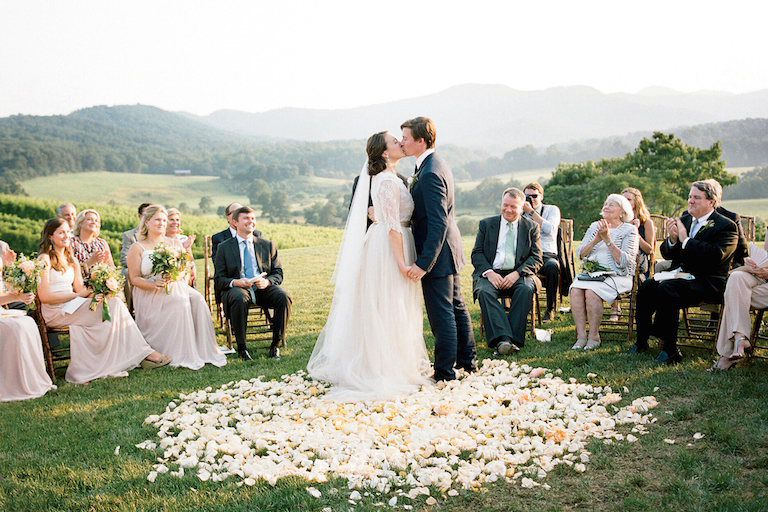 Top 10 Tips for the Perfect British Summer Wedding