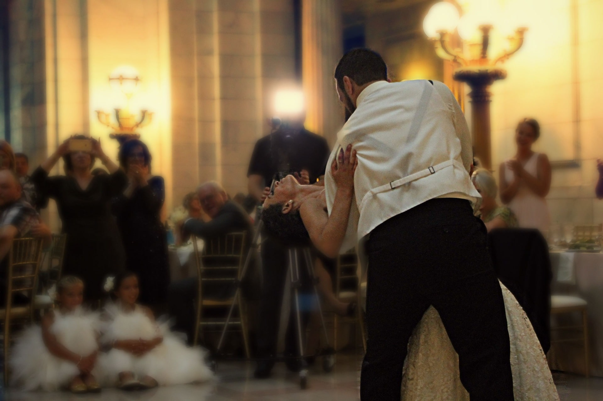 How Not to Do Wedding Entertainment