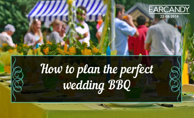 How to plan the perfect wedding BBQ